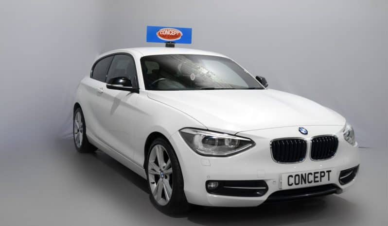 BMW 1 SERIES 2.0 118D SPORT 3d 141 BHP full