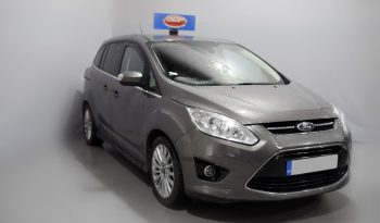 FORD GRAND C MAX 1.6 TITANIUM TDCI 5d 114 BHP full