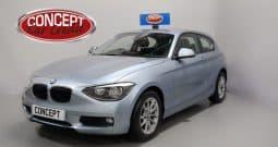 BMW 1 SERIES 2.0 116D SE 3d 114 BHP