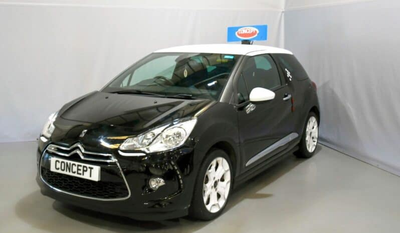 CITROEN DS3 1.6 E HDI DSTYLE ICE 3d 91 BHP full