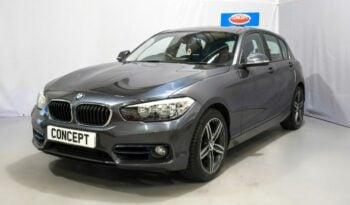 BMW 1 SERIES 2.0 120D SPORT 5d 188 BHP full