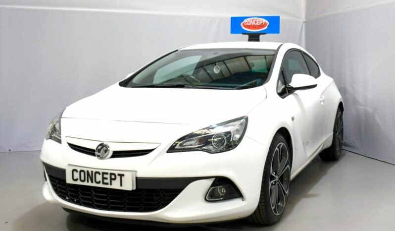 VAUXHALL ASTRA GTC 2.0 LIMITED EDITION CDTI S/S 3d 162 BHP full