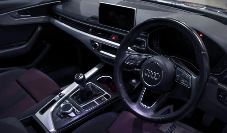 AUDI A4 2.0 TDI ULTRA SE 4d 148 BHP full