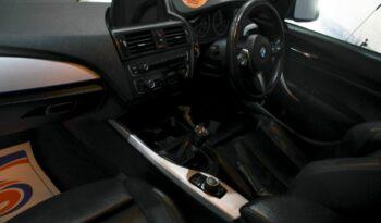 BMW 1 SERIES 2.0 125D M SPORT 5d 215 BHP full