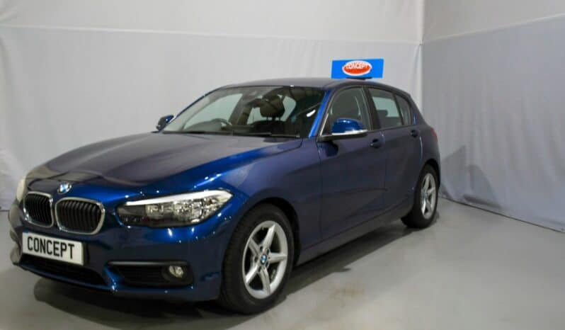 BMW 1 SERIES 1.5 116D ED PLUS 5d 114 BHP full