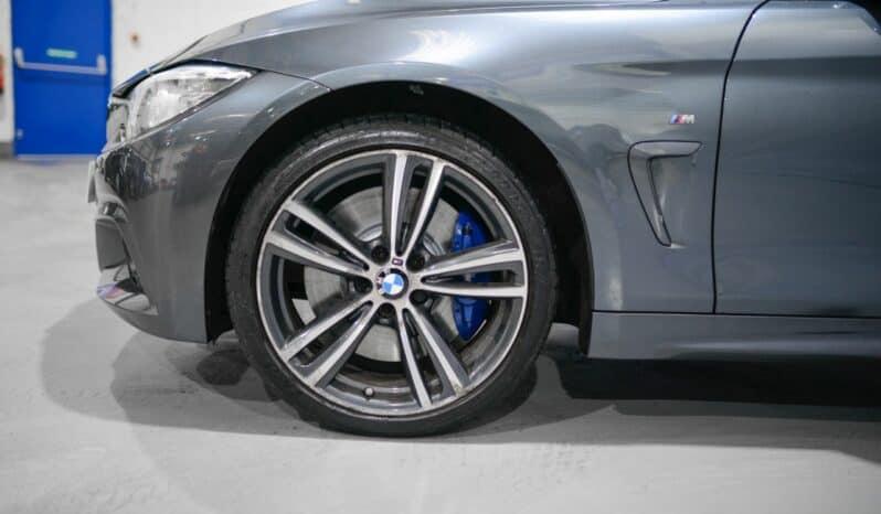 BMW 4 SERIES 3.0 435D XDRIVE M SPORT GRAN COUPE 4d 309 BHP full