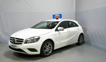 MERCEDES BENZ A CLASS 1.5 A180 CDI BLUEEFFICIENCY SPORT 5d 109 BHP full