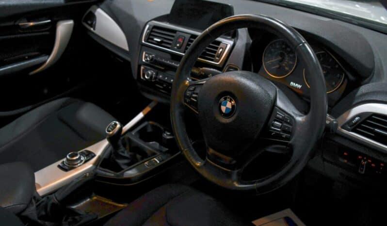 BMW 1 SERIES 1.5 116D ED PLUS 5d 114 BHP full