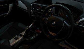 BMW 1 SERIES 2.0 118D SE 5d 147 BHP full