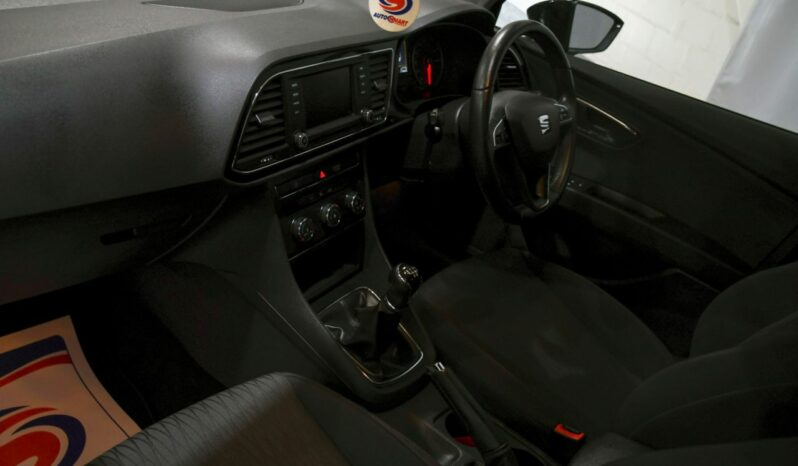 SEAT LEON 1.6 TDI SE TECHNOLOGY 5d 105 BHP full
