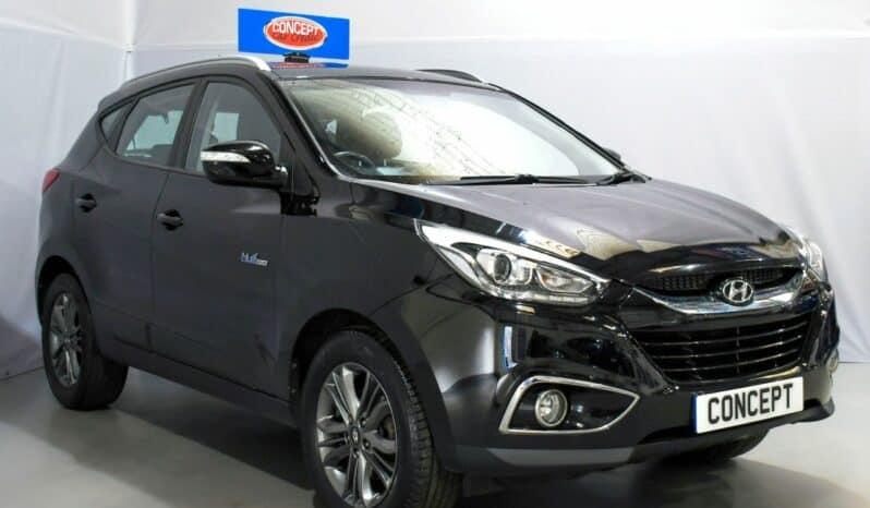 HYUNDAI IX35 1.7 CRDI SE BLUE DRIVE 5d 114 BHP full