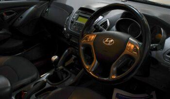 HYUNDAI IX35 1.7 SE CRDI 5d 114 BHP full