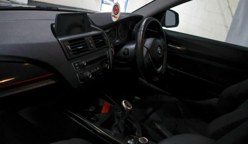 BMW 1 SERIES 2.0 118D SPORT 3d 141 BHP full