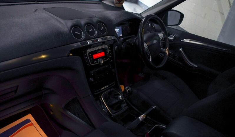 FORD S MAX 2.0 TITANIUM TDCI 5d 138 BHP full