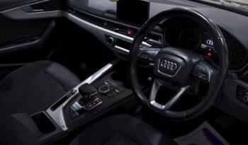 AUDI A4 2.0 TDI S LINE 4d 148 BHP full