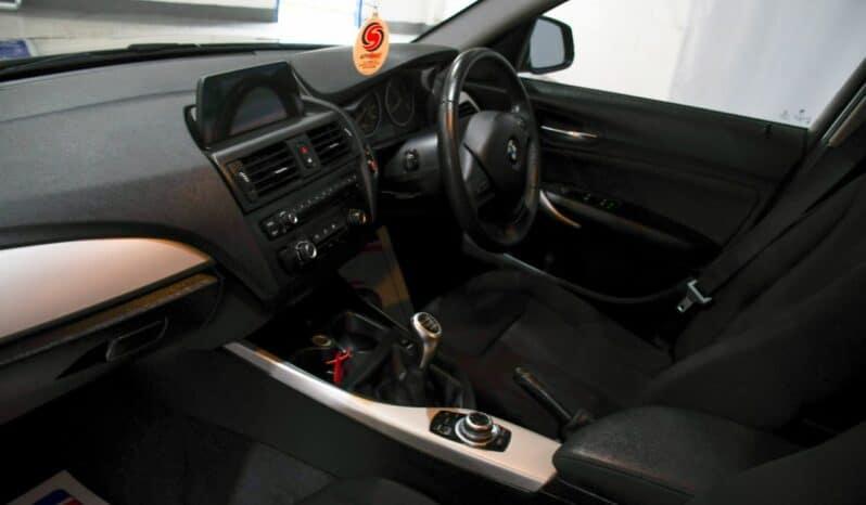 BMW 1 SERIES 2.0 120D SE 5d 181 BHP full