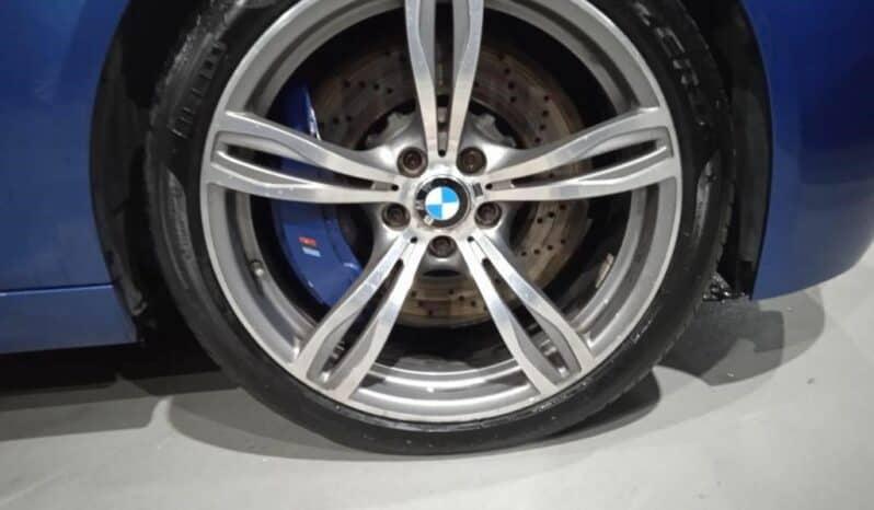 BMW M5 4.4 M5 4d 553 BHP full