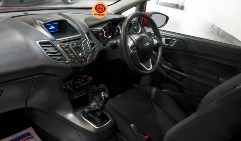 FORD FIESTA 1.6 STYLE ECONETIC TDCI 3d 94 BHP full