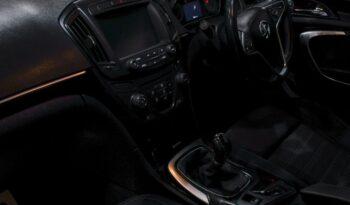 VAUXHALL INSIGNIA 2.0 SRI NAV CDTI ECOFLEX S/S 5d 160 BHP full