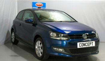 VOLKSWAGEN POLO 1.2 MATCH EDITION 3d 69 BHP full