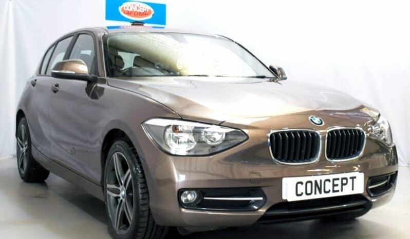 BMW 1 SERIES 1.6 116I SPORT 5d 135 BHP full
