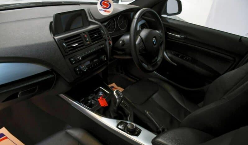 BMW 1 SERIES 2.0 120D XDRIVE SE 5d 181 BHP full