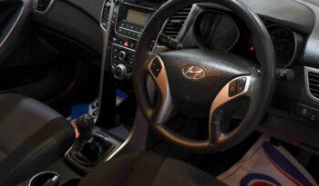 HYUNDAI I30 1.6 CRDI S BLUE DRIVE 5d 109 BHP full