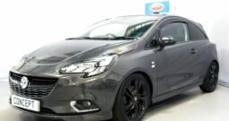 VAUXHALL CORSA 1.4 LIMITED EDITION S/S 3d 99 BHP