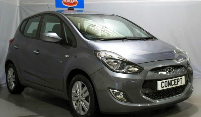 HYUNDAI IX20 1.6 CRDI ACTIVE BLUE DRIVE 5d 113 BHP full