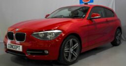 BMW 1 SERIES 2.0 116D SPORT 3d 114 BHP
