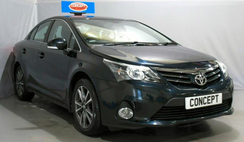 TOYOTA AVENSIS 2.0 D 4D ICON 4d 124 BHP full