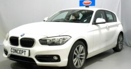 BMW 1 SERIES 1.5 118I SPORT 5d 134 BHP